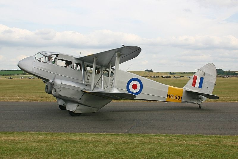 Duxford United Kingdom  city photo : ... Rapide Classic Wings, QFO Duxford, United Kingdom PP1153378310