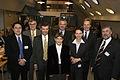 De Nordiska miljoministrarna samlade for mote (Bilden ar tagen vid Nordiska radets session i Oslo, 2003).jpg