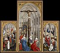De Zeven Sacramenten, Rogier van der Weyden, (1440-1445), Koninklijk Museum voor Schone Kunsten Antwerpen, 393-395.jpg