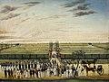 De begrafenis van pastoor Joannes Vitus Janssen (1803-43) in Paramaribo Rijksmuseum SK-A-4481.jpeg
