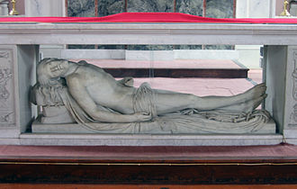 The Dead Christ - Image: Dead Christcork