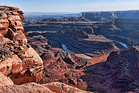 Image illustrative de l'article Parc d'État de Dead Horse Point