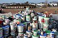 December 3, 2012 – Household Hazardous Waste separated for proper disposal (8268772840).jpg