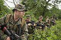 Defense.gov News Photo 100531-M-4916Y-063 - U.S. Marines from 2nd Platoon Alpha Company with the landing force participating in Cooperation Afloat Readiness and Training Indonesia 2010 wait.jpg