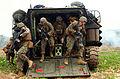 Defense.gov News Photo 120210-M-VX252-083 - Marines with Company B Battalion Landing Team 1st Battalion 4th Marines 31st Marine Expeditionary Unit exit an amphibious assault vehicle and.jpg