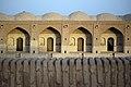 Deire Gachin Caravansarai - Sasanian dating - Iran. Qom Province - Dayr-e Gachin 46.jpg