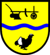 Coat of arms of Dellstedt