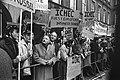 Demonstraties bij het Binnenhof Den Haag tijdens EEG- conferentie. Tweede Kamer , Bestanddeelnr 923-0367.jpg