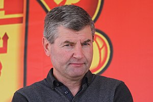 Denis Irwin - Irwin in 2017