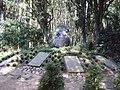 Denkmal an die Gefallenen der Weltkriege Borstel bei Winsen Luhe Friedhof.jpg
