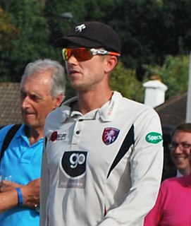 Joe Denly English cricketer