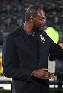 Dennis Lawrence Trinidad and Tobago association football player and manager