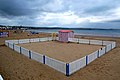 Deserted crazy golf on Weymouth beach - geograph.org.uk - 1075461.jpg