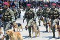 Desfile Cívico - Militar por las fiestas de Guayaquil (10174171823).jpg