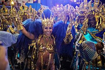 Rio Carnival , Wikipedia
