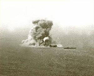 Russian battleship Petropavlovsk (1894) - The destruction of Petropavlovsk
