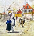 Detail Prospect Stadsporten fanabønder Johan Georg Müller 1769.jpg