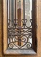 Detail of the Door of the Sturdza House from Bucharest (Romania).jpg
