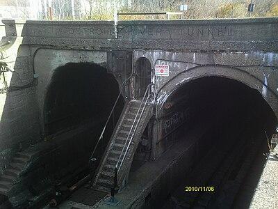 Michigan Central Railway Tunnel - Wikipedia