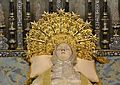 Diadema de la dormició de la mare de Déu, taller valencià, museu de la mare de Déu de l'Assumpció, Elx.jpg