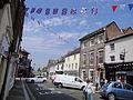 Diamond Jubilee 2012 bunting in Newport Holyrood Street 4.JPG