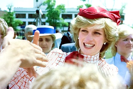 Diana Princess Of Wales Wikiwand