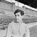 Dick Snoek (Eindhoven) in het Olympisch Stadion in Amsterdam, Bestanddeelnr 191-1088.jpg