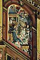 Die Kanzel aus dem Jahr 1581 mit einem fantastischen Bildprogramm. Verkündigung durch den Engel Gabriel.jpg