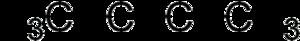 2-Butyne - Image: Dimethylacetylene