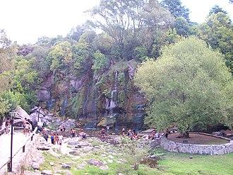 Punilla Valley - The Seven Falls Springs, near La Falda