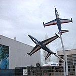 Displays at the Musee de l'Air et de l'Espace, Le Bourget, Paris, France, September 2008 (82).JPG
