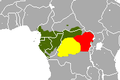 Distribution C. pogonias wolfi denti.png