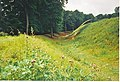 Ditch and Ramparts, Danebury Hillfort - geograph.org.uk - 251470.jpg