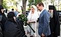 Dmitry Medvedev in Vladimir Oblast, July 2011-20.jpeg