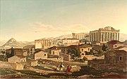 Dodwell Parthenon 2