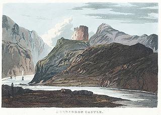 Dolbadron Castle