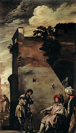 Domenico Fetti - The Parable of the Vineyard - WGA7858