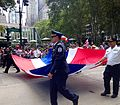 Dominican people at Dominican parade, New York City.jpg