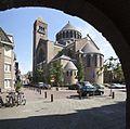 Doorkijk met zicht op zuidgevel en oostgevel - 's-Hertogenbosch - 20534562 - RCE.jpg