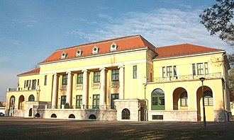 Dorog - Image: Dorog művelődési ház