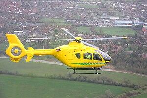 Dorset and Somerset Air Ambulance - Image: Dorset & Somerset Air Ambulance
