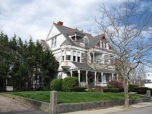 Dr. Edgar Everett Dean House - Dr. Edgar Everett Dean House