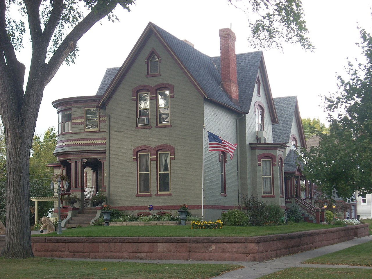 file dr henry wheeler house grand forks north