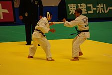 Drakšič vs Egusa at 2008 Kano Cup Day 1 (7).jpg