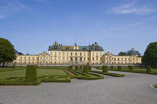 Drottningholm Palace royal palace in Stockholm