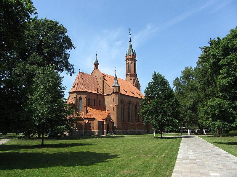 Roteiro na Lituânia