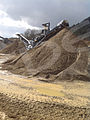 Dry washed sand stockpiles in Germany (8580195708).jpg