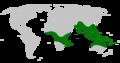 Drynaria distribution map.png