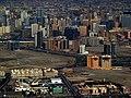 Dubai - Al Nahda - cloverleaf intersection - Al Ittihad Rd-Bagdhad Street - دبي - النهضة - دبي - النهضة - تقاطع رقة البرسيم نادي الاتحاد Bagdhad طريق شارع - panoramio.jpg