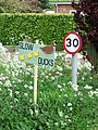 Duck Speed Limit - geograph.org.uk - 1286670.jpg